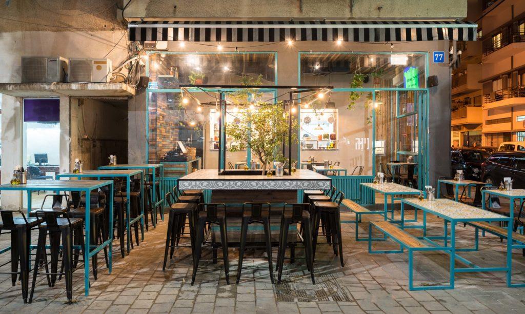 ליאת אליאב - עיצוב בתי אוכל 6