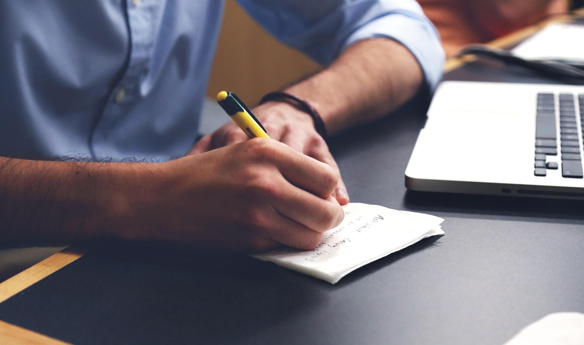 סדנת כתיבה שיווקית לעסק