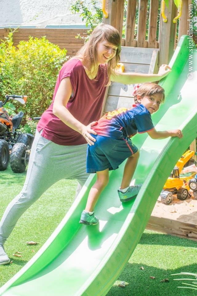 פיזיותרפיה התפתחותית לילדים אלונה סבלין
