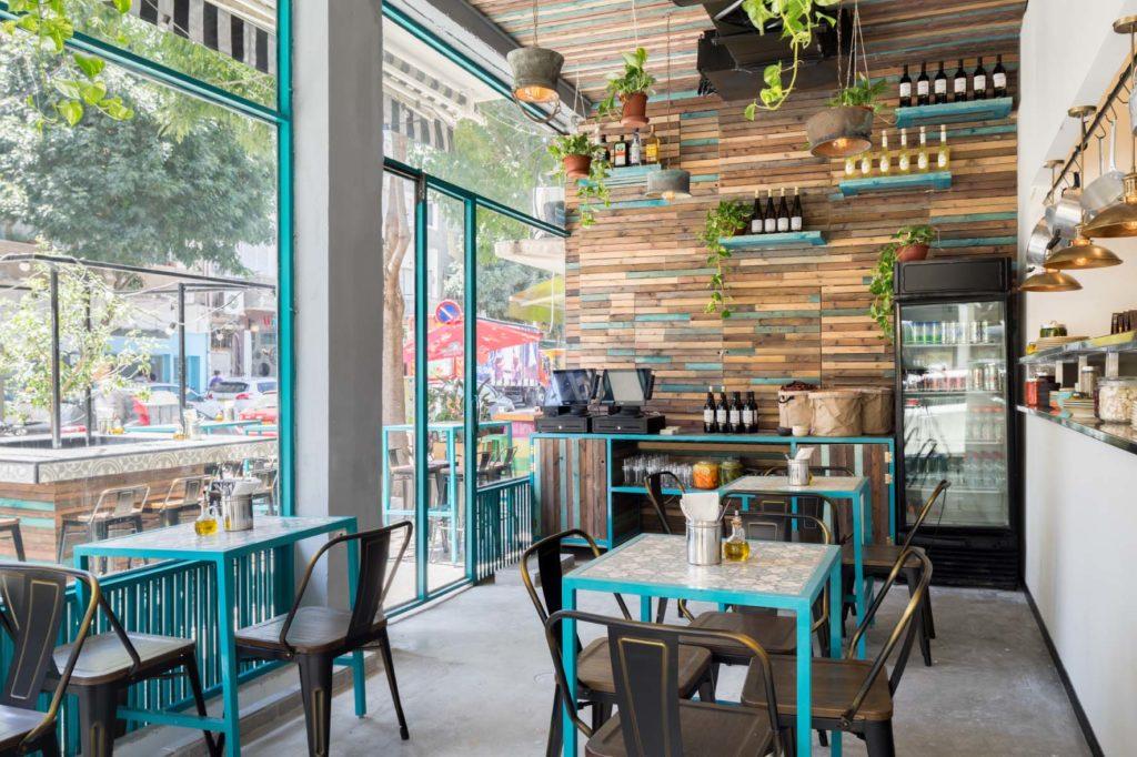 ליאת אליאב - עיצוב בתי אוכל 3