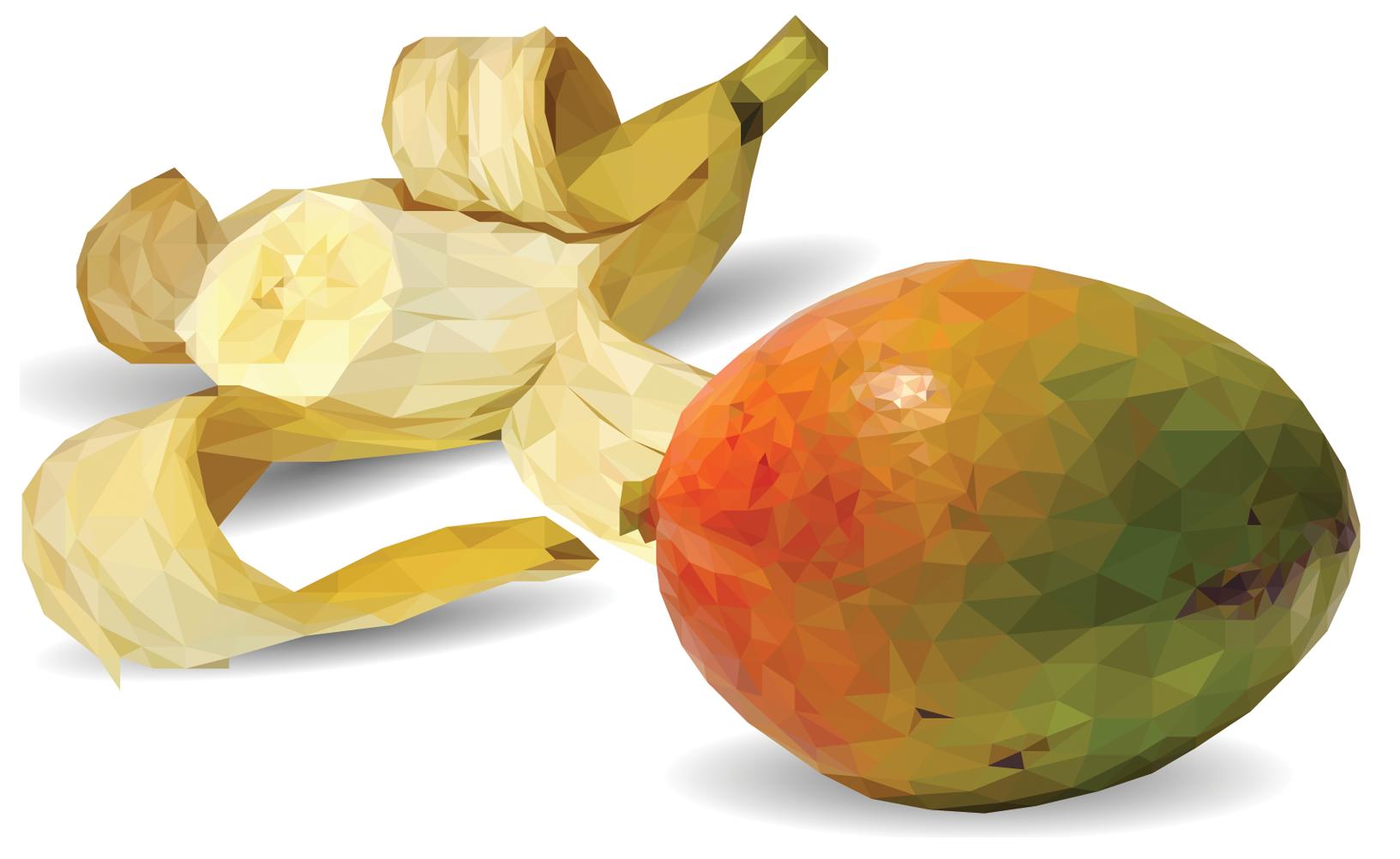 מנגו בננה סקול